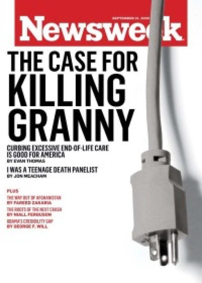 Case granny killing