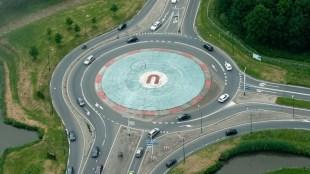 Martin Riebeek - Landingsbaan voor Buitenaardse Culturen (foto Jeroen Komen/Wikipedia)