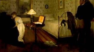 Edgar Degas - Interior (foto Philadelphia Museum of Art)