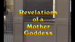 Revelations of a Mother Goddess (foto YouTube)