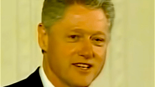 Bill Clinton (foto YouTube)