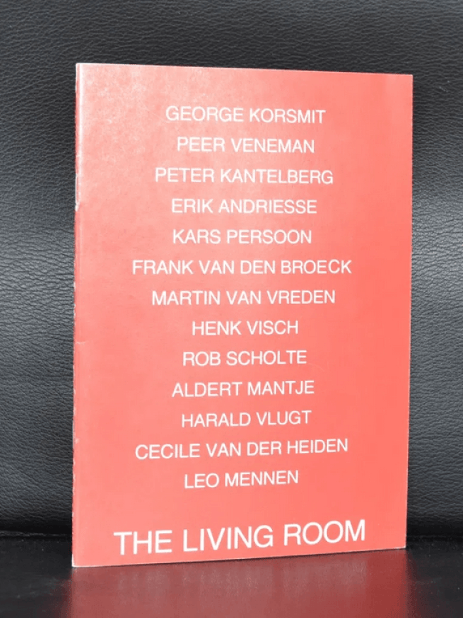 Catalogue of The Living Room 1