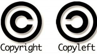 Copyright vs Copyleft (foto Techpluto)