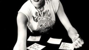 Diana Ozon (foto Kees Tabak)
