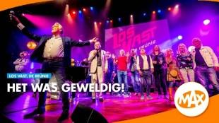 Los Vast, De Reünie: Het was geweldig! (foto YouTube)