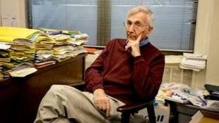 Seymour Hersh (foto Frontline|The Hindu)