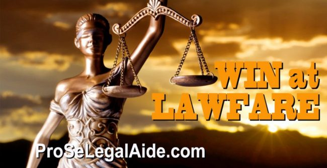 Win at Lawfare (foto Before It's News)