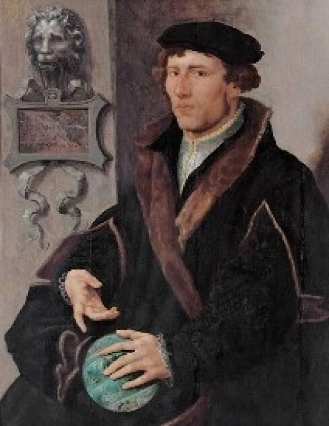 Gemma Frisius 1508-1555
