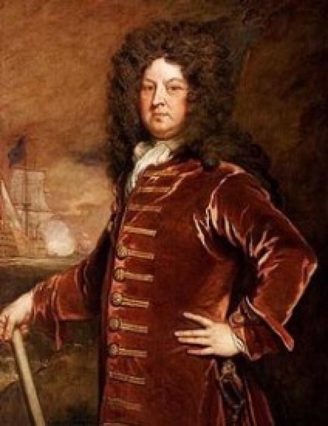 George Churchill 1654-1710