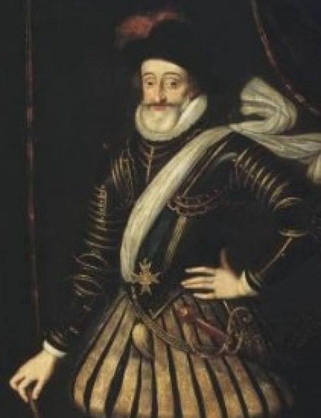 Henry of Navarre 1553-1610