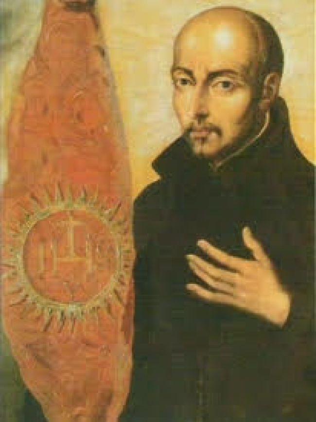 Ignatius of Loyola 1491-1556 (foto The Tap)