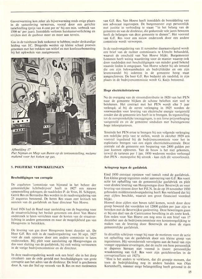 Jaarboek Oud Castricum | 1 november 1991 | pagina 15