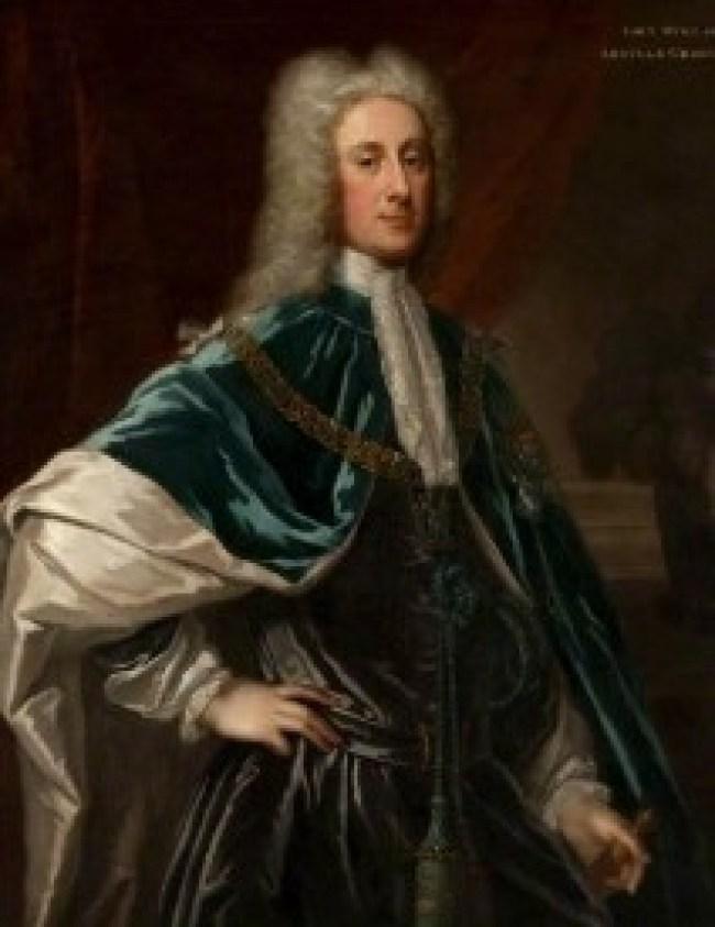 John Campbell 1678-1743