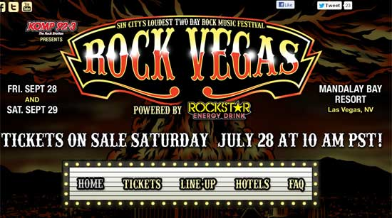 Rock Vegas