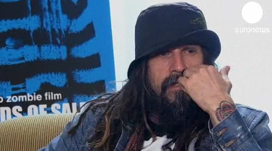 Rob Zombie Euro News
