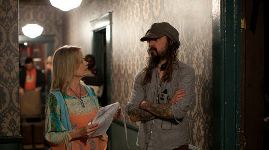Rob Zombie Judy Geeson The Lords of Salem