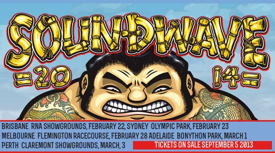 Soundwave 2014