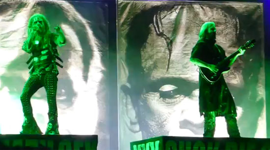 Rob Zombie Roskilde 2014