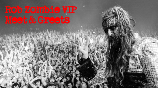 Rob Zombie 31 Meet and Greet