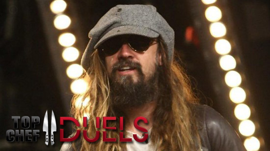 Rob Zombie Top Chef Duels