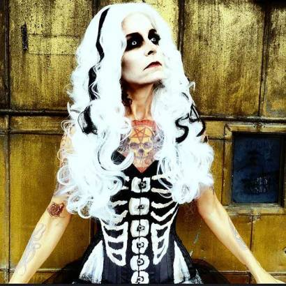 The Living Dead Girl returns for The Hideous Exhibitions of a Dedicated GoreWhore