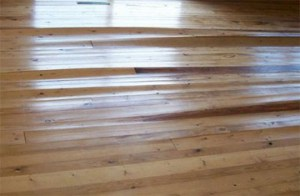 Ice Damming - Rochester Hardwood Floor