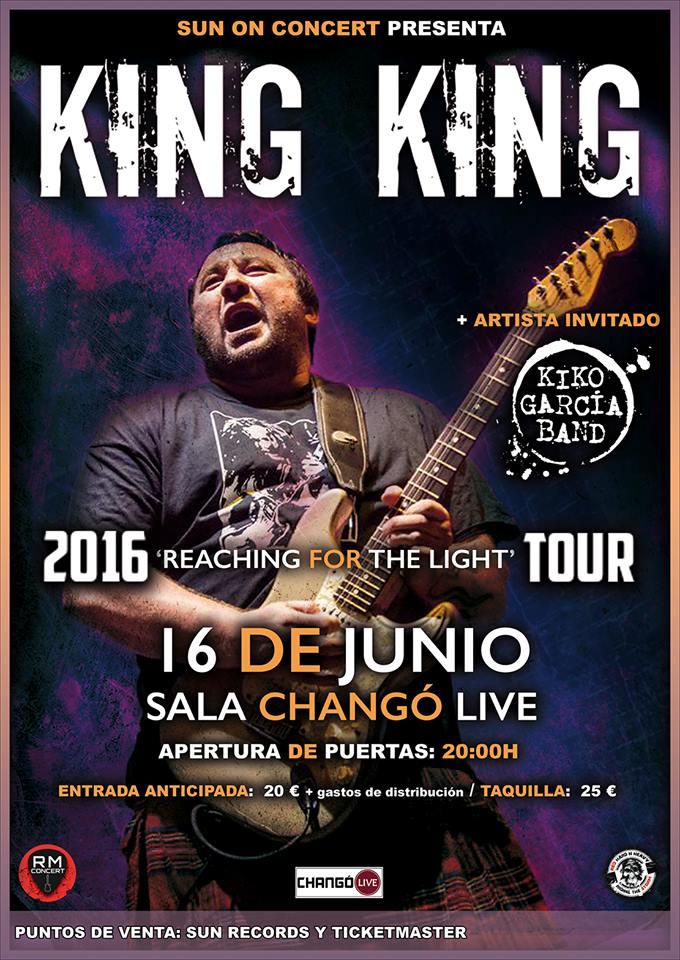 KING KING en España