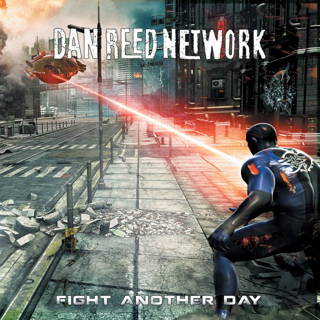 DAN REED NETWORK – Fight another day (2016)