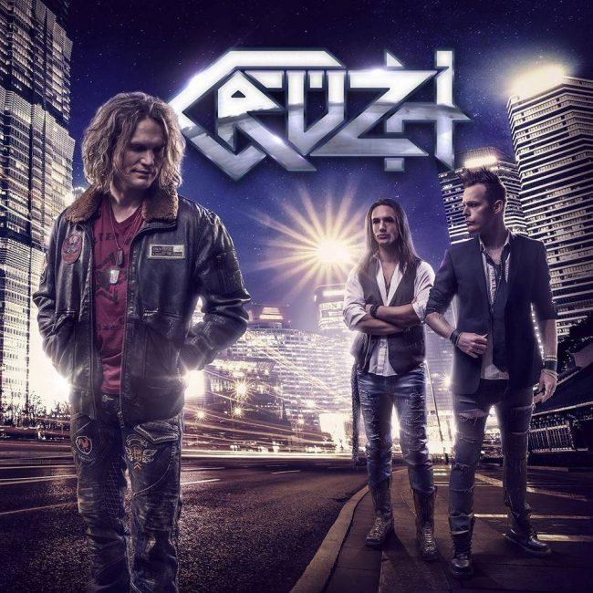 CRUZH - Cruzh (2016)