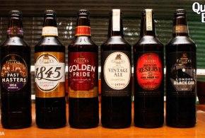 Fuller's (Past Masters 1914 / 1845 / Golden Pride / Vintage Ale 2015/ Reserve nº5 / London Black Cab)