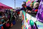 Mardi Gras culminates in New Orleans