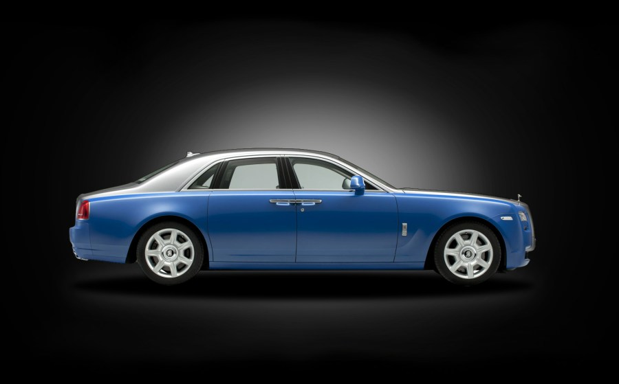 Rolls Royce Ghost