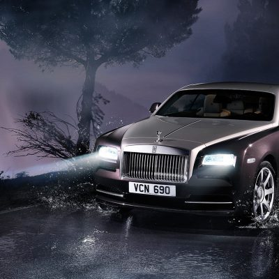 Rolls-Royce-Wraith