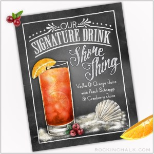 shore thing cocktail
