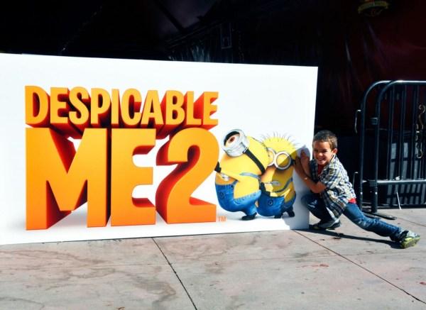 Despicable Me 2 Premiere