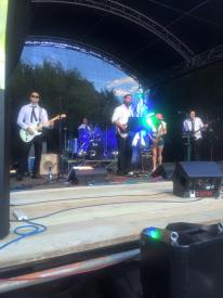 Rock in the Priory 2015