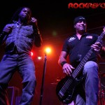 LIVE SHOW REVIEW: SEVENDUST AND GEMINI SYNDROME