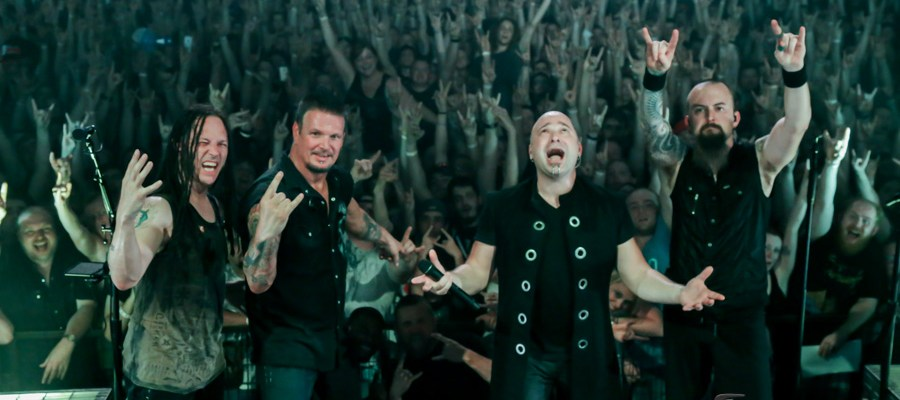Disturbed,Memphis,riser shot,Chad Lee,RockRevolt Magazine