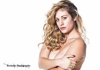 glam model rockstarphotography