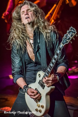 Joel Hoekstra's 13 on The Monsters Of Rock Cruise