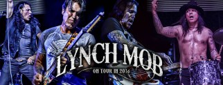 Promo work for Lynch Mob