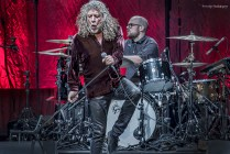 Robert Plant And The Sensational Space Shifters @ Budweiser Stage