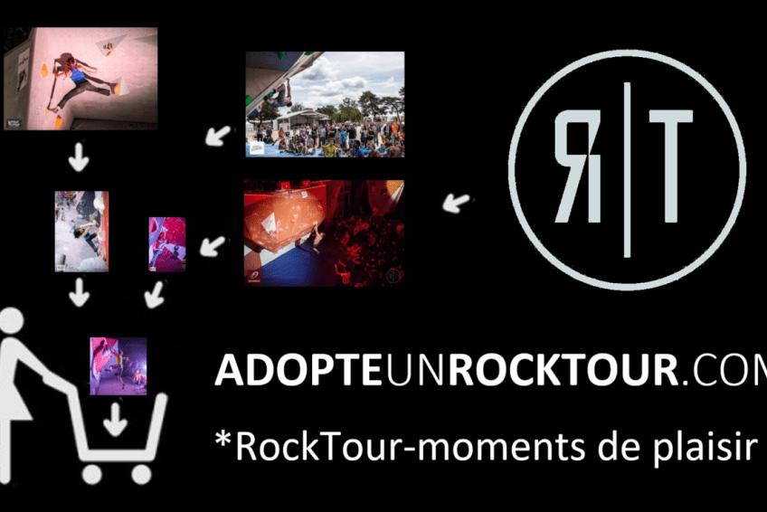 Adopte un rock tour