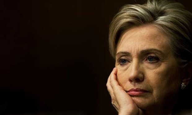 Hillary in Defeat