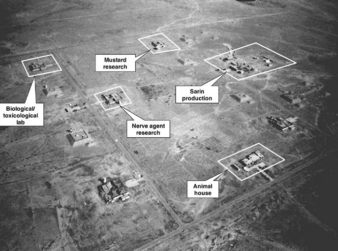Iraq: Jihadists 'Seize Saddam's WMD Stockpile'???