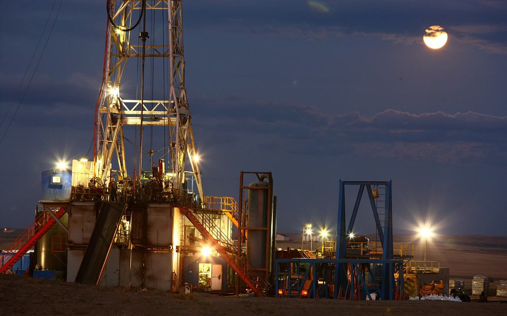 U.S. Oil Production Gains 'One of the Biggest . . . the World Has Ever Seen'