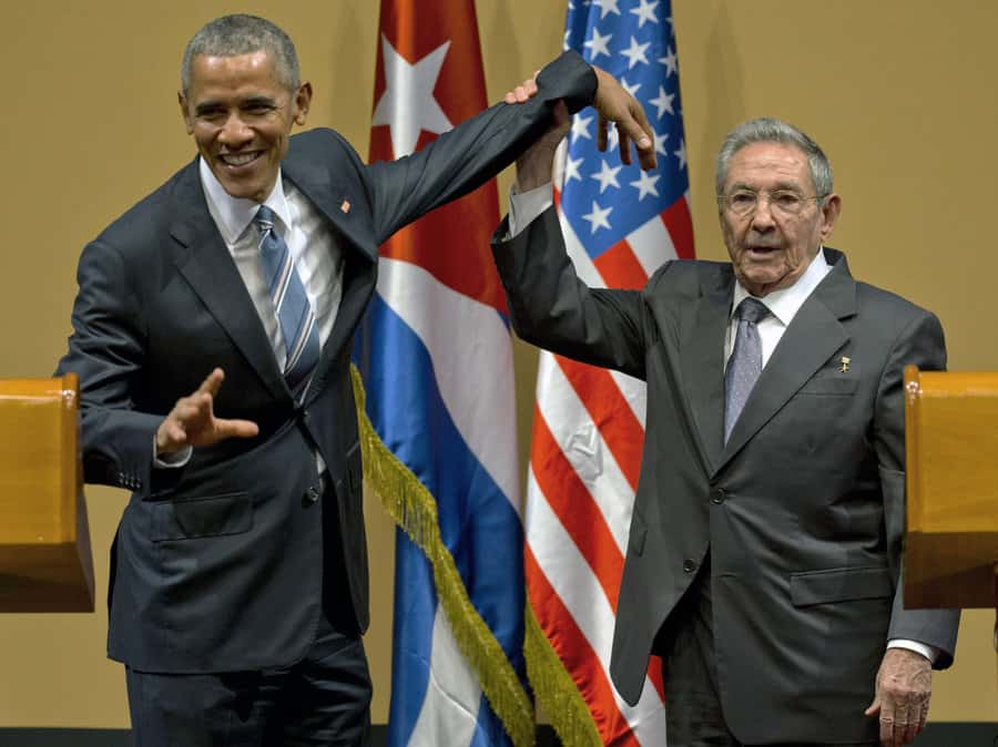 Quick Poll: Is Obama's Cuba Trip Shameful?