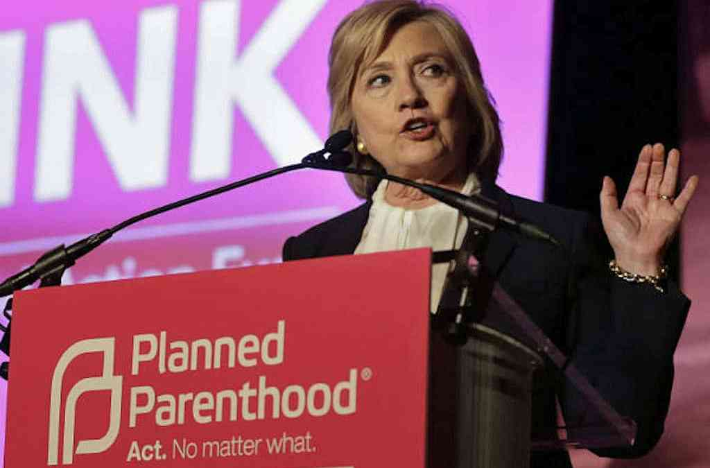 It's A Simple Decision: One Candidate Supports Partial-Birth Abortion