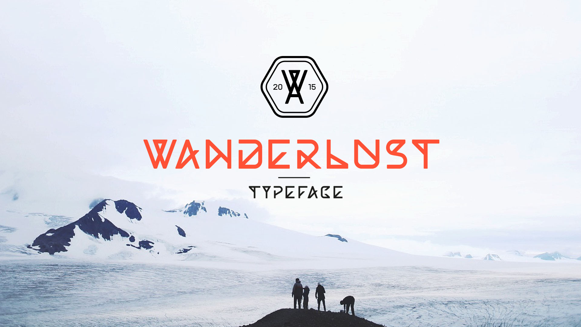 Wanderlust – Typeface