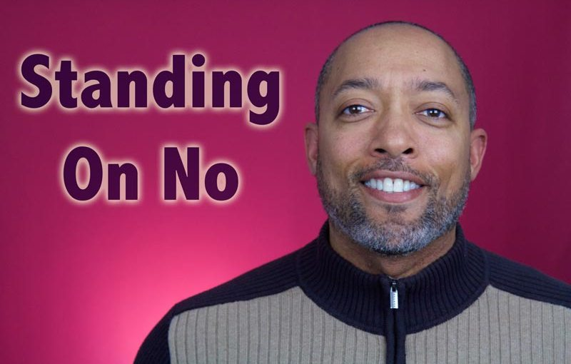 Standing On No